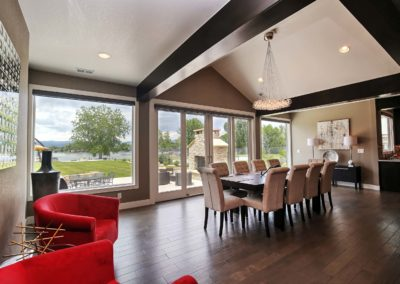 Loveland Lake Home - Dining Area