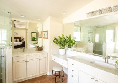 California Master Bathroom